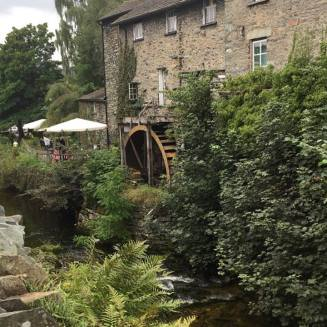 Ambleside Water Wheel