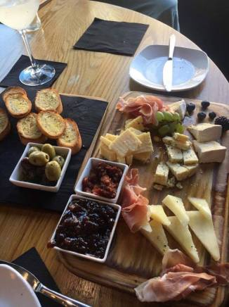 Cheese Board at Fino