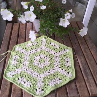Cottage Garden Throw