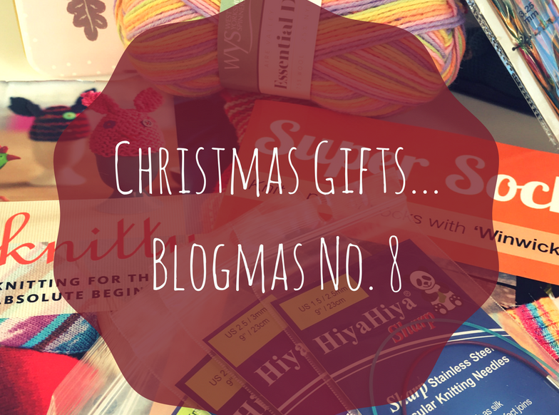 Happy Holidays – Christmas Gifts… Blogmas No. 8