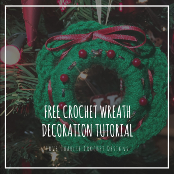 Free Wreath Decoration Tutorial