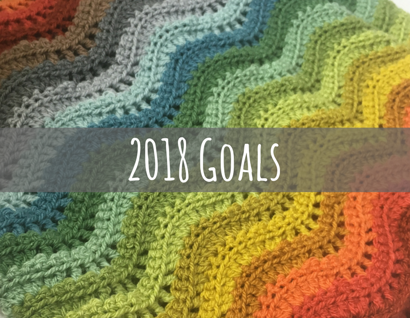2018 Crafty Goals…