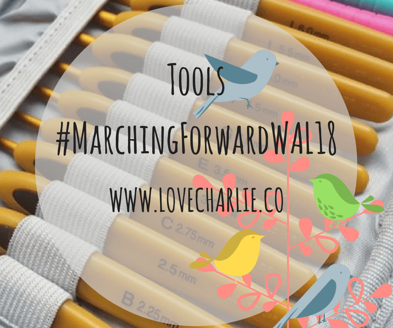Tools – #MarchingForwardWAL18