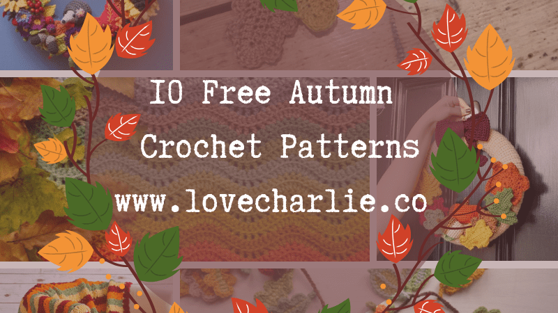 Free Autumnal Crochet Patterns